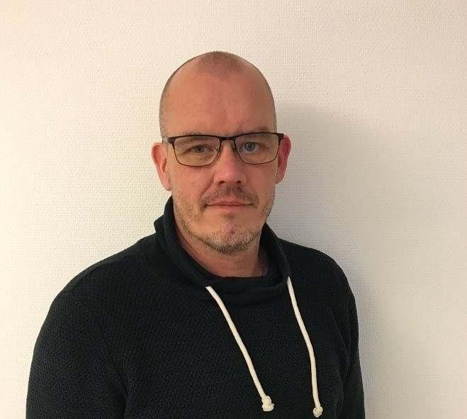 Degerfors Energis infra chef Magnus Johansson